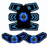 xu Machine Abdominale Intelligente Autocollants abdominaux équipement de Remise en Forme entraîneur Abdominal Paresseux Machine d'exercice Musculaire Taille Machine de Remise en Forme
