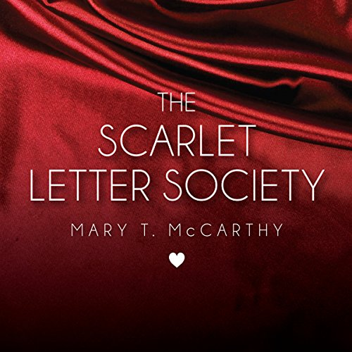 The Scarlet Letter Society Audiobook Cover Art