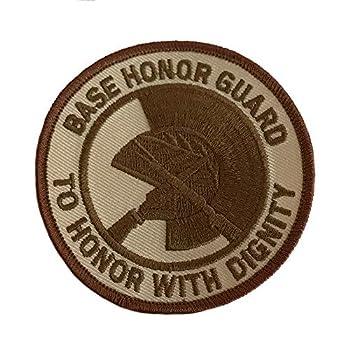 USAF BASE HONOR GUARD DESERT PATCH
