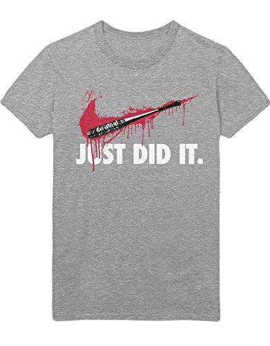 T-Shirt TWD JUST DID IT. C983066 Grau XXL