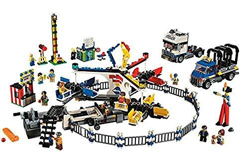 LEGO 10244 - Giostra del Luna Park