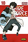 Fire Force 10 par Ohkubo