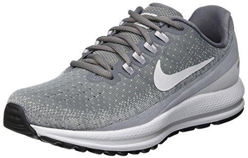 Nike Damen Air Zoom Vomero 13 Laufschuhe, Mehrfarbig (Cool Grey/Pure Platinum/Wolf Grey/White 003), 40.5 EU