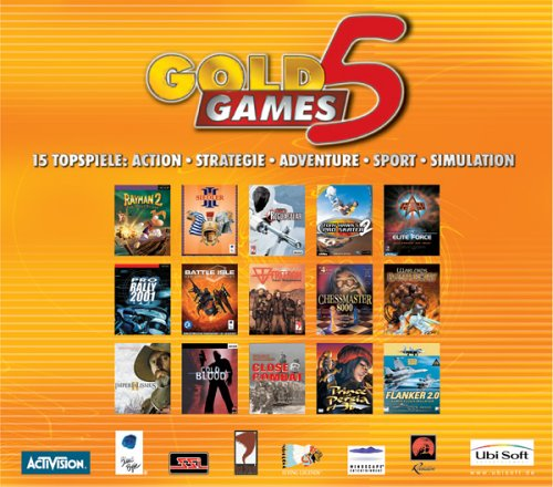 Gold Games 5