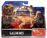 "Gallimimus Jurassic World Fallen Kingdom Dinosaur 4"" Legacy Collection"