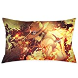One Piece Portgas D Ace Premium Pillow Protector Pillowcase Fundas para Cojines Hypoallergenic Bed Throw Pillows Covers Funda de Almohada Caso