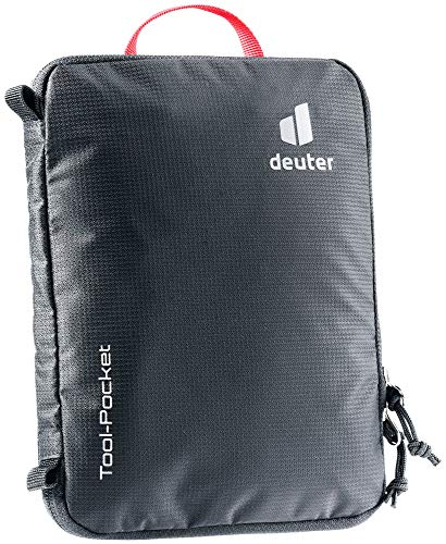 deuter Tool Pocket, Astuccio per Bicicletta Unisex-Adult, Black, One Size