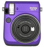 Fujifilm Instax Mini 70 - Instant Film Camera (Neon Violet)