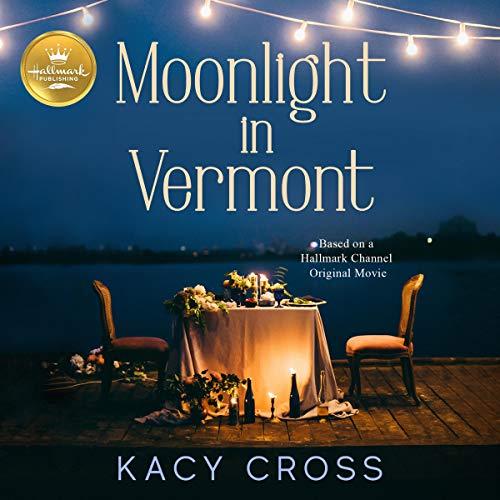 Moonlight in Vermont audiobook cover art