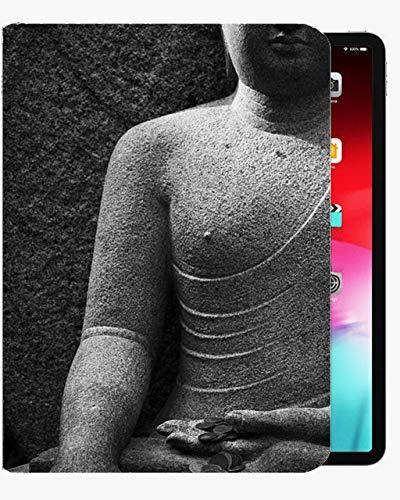 para la Cubierta de la Caja de 9.7 Pulgadas de iPad Air1, la Cubierta Delgada de la Caja Delgada de la Caja de Buda, el Perro de Buda para iPad iPad Air1