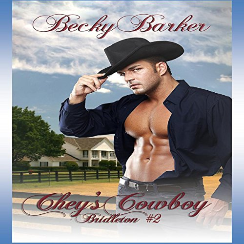 Chey's Cowboy audiobook cover art