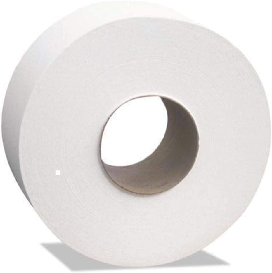 North River Nippon regular agency Jumbo Roll Tissue 2-Ply White 1000' 1 12 x Save money 3 2