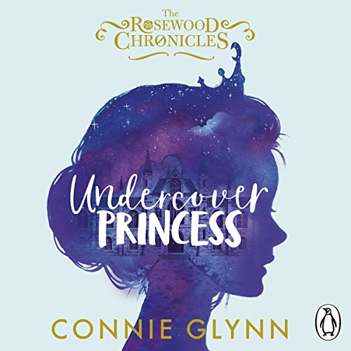 Undercover Princess audiobook cover art