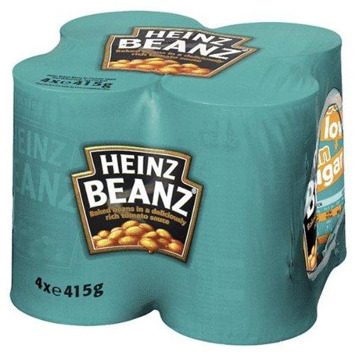 Heinz Baked Beans 6X4X415G