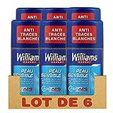 Williams Exert Déodorant Homme Stick Protection 24h Anti-Trances Blanches et Anti-Odeurs Formule...