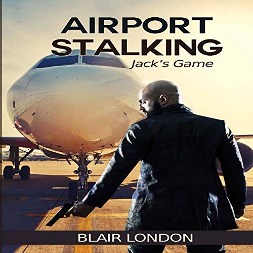 Airport Stalking audiobook cover art