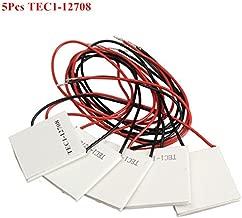 Tec1-12708 12v 8a Heatsink Thermoelectric Cooler Peltiers Plate Module
