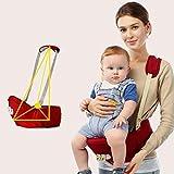 Ergonomische Babytrage Sommer Atmungsaktive Hocker EIN Schultergurt Baby Carrier Keine...