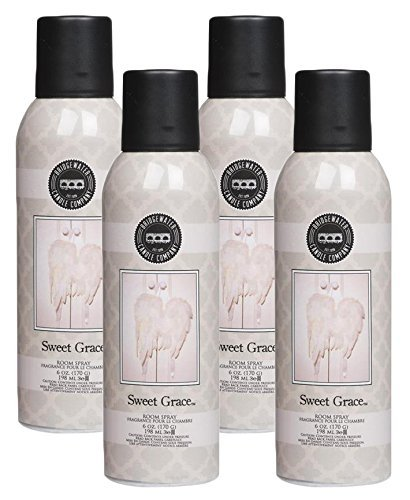 Bridgewater Candle Room Spray 6 Oz. Box of 4 - Sweet Grace