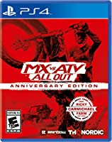 MX Vs ATV All Out - Anniversary Edition (輸入版:北米) - PS4