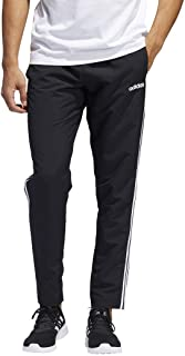 adidas Men's Essentials 3-Stripes Tapered Cuffed Pants