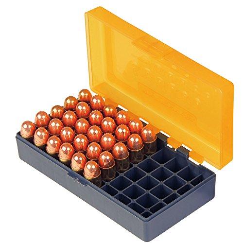 SMARTRELOADER Munitionsbox 12 für Kal.45 A.C.P. - 10mm Auto - .40 S&W - .41 A.E. (50 Schuss)