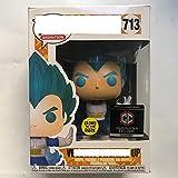 Anime Pop Dragon Ball Super Vegeta Powering Up Clow In The Dark Figura De Acción Juguetes Colección ...