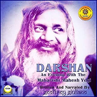 Darshan audiobook cover art