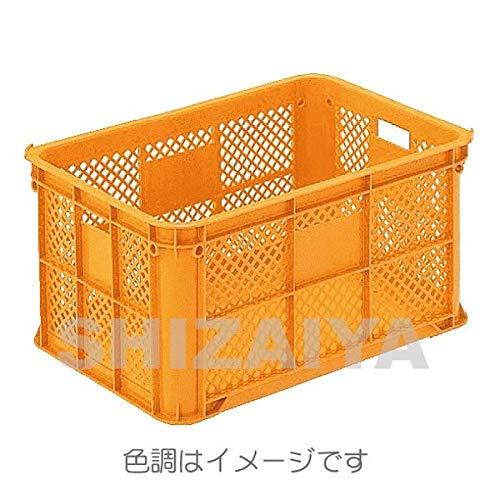 サンテナーB#80(2) (水抜き孔有) オレンジ (サンテナーB#80-4 (水抜き孔有)/嵌合製品の選択あり) 106902 サ...
