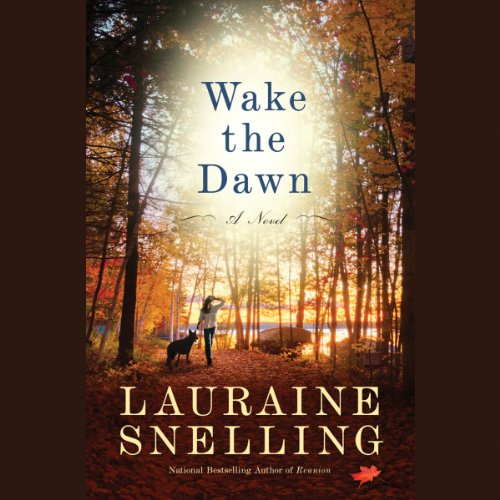 Wake the Dawn audiobook cover art
