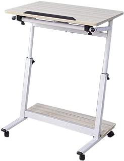 inclinazione regolabile scrivania da letto tavolo pigro piccolo tavolo per studenti universitari Altezza regolabile di sollevamento tavolo per computer portatile tavolo pieghevole
