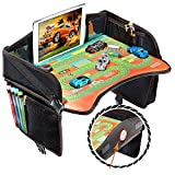Coolmum Kids Travel Tray, Toddler Car Seat Tray, Activity...