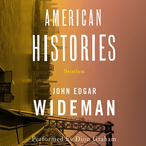 American Histories audiobook cover art