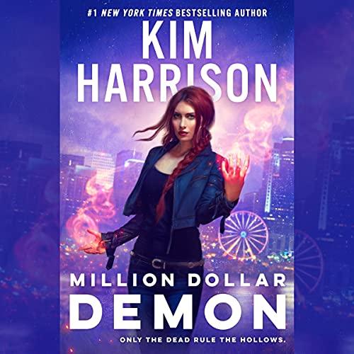 Million Dollar Demon Audiobook By Kim Harrison cover art