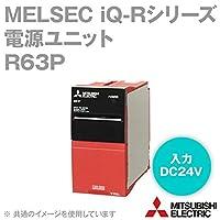 三菱電機 R63P MELSEC iQ-Rシリーズ 電源ユニット (入力: DC24V) (出力: DC5V 6.5A) NN