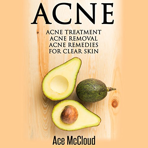 Acne audiobook cover art
