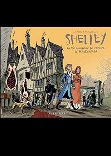 Romantica - tome 1 - Percy & Mary Shelley - La Vie amoureuse de l'auteur de Frankenstein