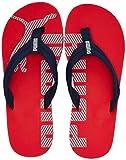 PUMA Epic Flip V2 JR, Zapatos de Playa y Piscina Unisex niños, Rojo (High Risk Red/Peacoat 24), 37 EU