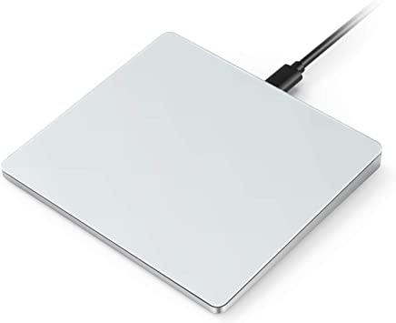 USB Touchpad, Jelly Comb Multi-Touch Wired Trackpad for Windows 7 and Windows 10 Computer, Notebook, PC, Laptop