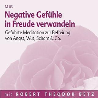 Negative Gefühle in Freude verwandeln Titelbild