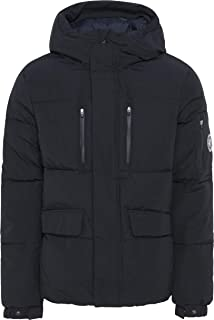 Arctic Packable Quilted Puffer Jacket Mens