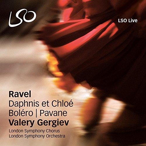 Ravel: Dafne E Cloe-Bolero,+ Dvd Video