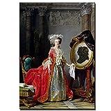 VUSMH Portrait of Madame Adelaide Poster European Palace