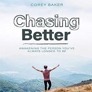 Chasing Better audiobook cover art