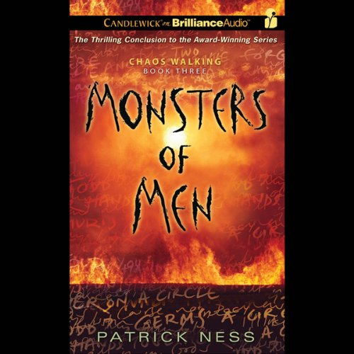 Monsters of Men audiobook cover art
