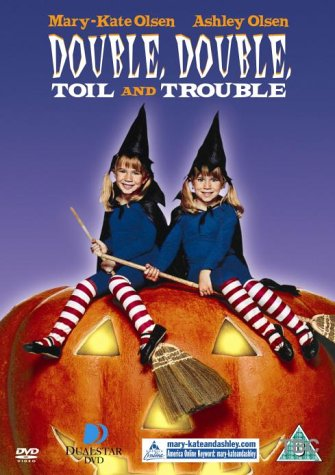 Mary-Kate and Ashley - Double Double Toil and Trouble [UK Import]