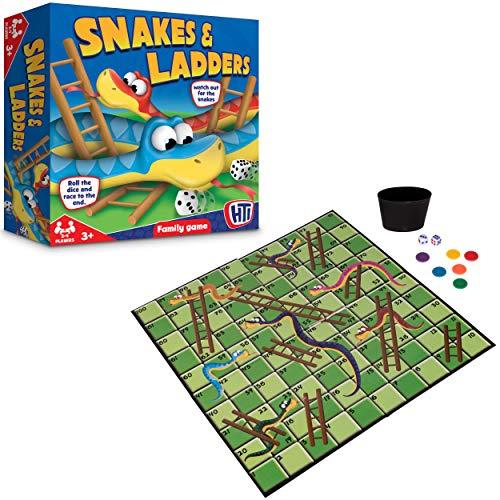 Traditional Games HTI 1372490, Juego de Mesa, de 2 a 6 Jugadores, Versión en Inglés