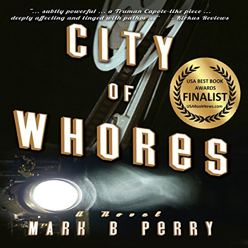 City of Whores audiobook cover art
