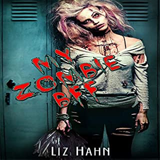 My Zombie BFF audiobook cover art