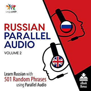 Russian Parallel Audio - Volume 2 cover art